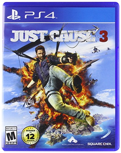 Square Enix Just Cause 3 Day One Edition [Importación EE.UU.]