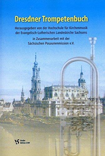Dresdner Trompetboek - gearrangeerd voor twee C-trompetten [Noten / Sheetmusic]