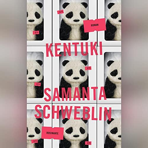 Kentuki (Danish edition) Audiobook By Samanta Schweblin cover art