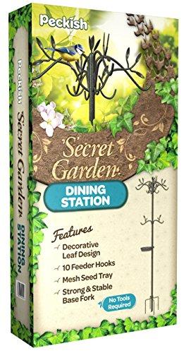 Peckish Secret Garden Dining Station for Wild Bird