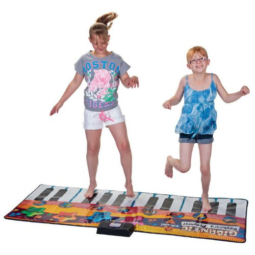 Tobar - Zippy Piano Gigante Playmat Mat