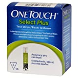 ONE TOUCH SELECT PLUS 50 TIRAS REACTIVAS