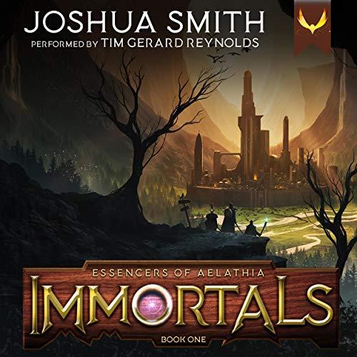 Immortals cover art