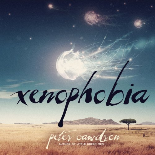 Xenophobia audiobook cover art