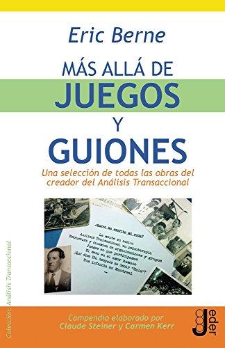 Mas alla de juegos y guiones (Spanish Edition)
