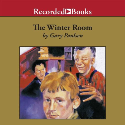 The Winter Room audiobook cover art