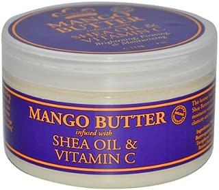 Nubian Heritage Shea Butter Lotion, Mango, 4 Ounce