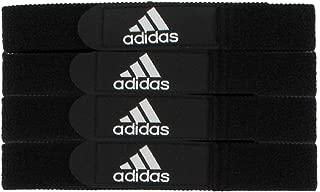 adidas ShinGuard Strap 4 pack Black