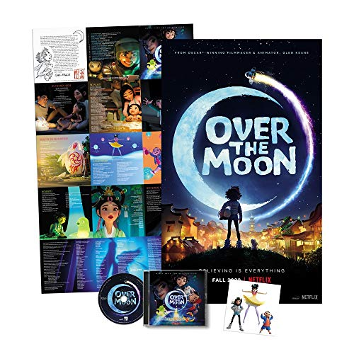 Over The Moon (Music From The Netflix Film)