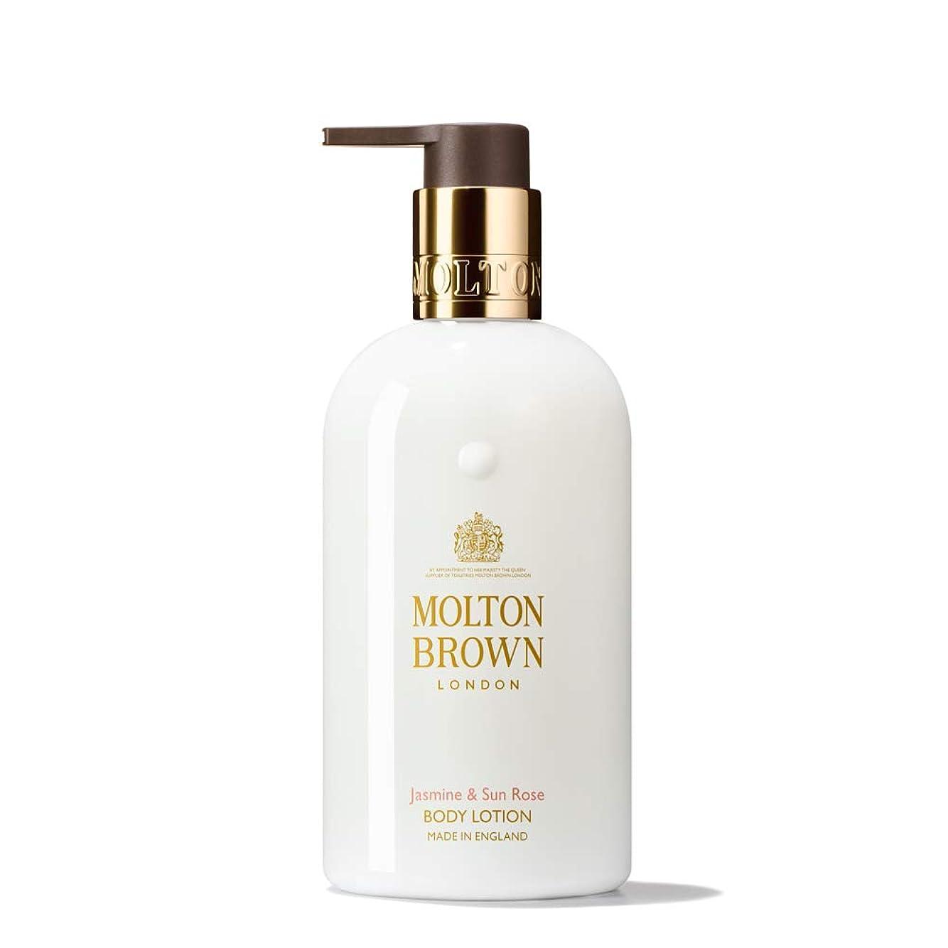 頑丈頑張る事実上MOLTON BROWN(モルトンブラウン) ジャスミン&サンローズ コレクション J&SR ボディローション