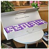 Evwing 150 Rosen Seife Blume kreative 5201314 Geschenkbox Geburtstagsgeschenk Seifengeschenk-2