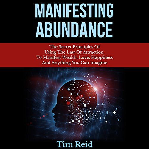 Manifesting Abundance audiobook cover art