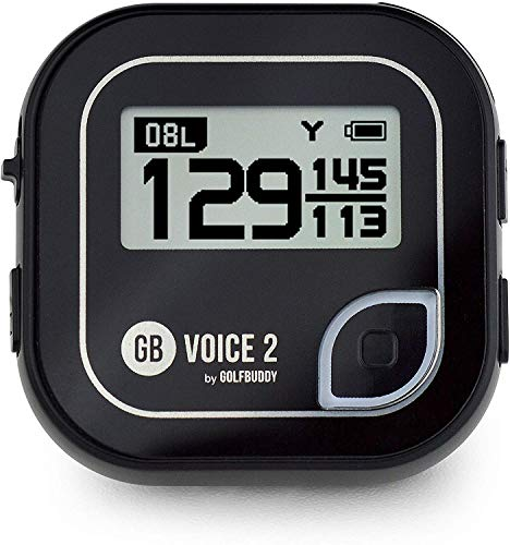 Review GolfBuddy Voice 2 Golf GPS/Rangefinder