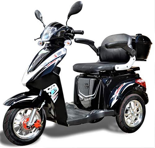 ECO ENGEL 501 Seniorenmobil, Elektromobil,Dreirad Roller, Elektrostuhl,Dreirad Scooter