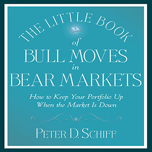 The Little Book of Bull Moves in Bear Markets audiobook cover art