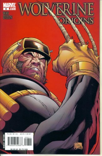 Wolerine Origins #8 : Savior Part Three (Marvel Comics)