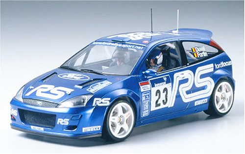 Tamiya 24261 - Ford Focus RS WRC 02 Color