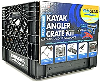 Yak Gear 01-0005-01 Kayak Angler in Crate Pro Series Kit