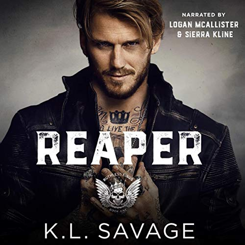 Reaper Audiobook By K.L. Savage cover art