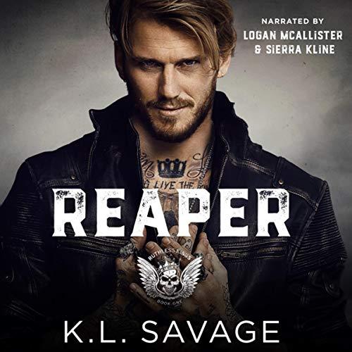 Reaper: Ruthless Kings MC, Book 1