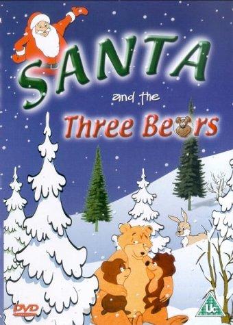 Santa Claus & the Three Bears [DVD]