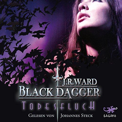 Todesfluch (Black Dagger 10) audiobook cover art