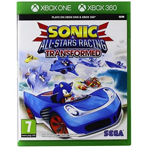 Sonic and All Stars Racing Transformed: Classics (Xbox 360) - [Edizione: Regno Unito]