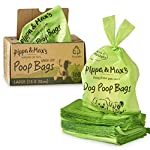 Pippa & Max Dog Poo Bags Biodegradable (300) - Extra Strong Eco Doggy Walking Poop Bags 8