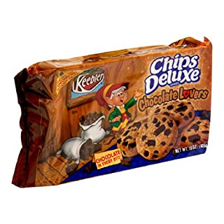 Chips Deluxe Cookies, Chocolate Lovers, 15-Ounce Packages (Pack of 4) (B001E7650W)   Amazon price tracker / tracking, Amazon price history charts, Amazon price watches, Amazon price drop alerts
