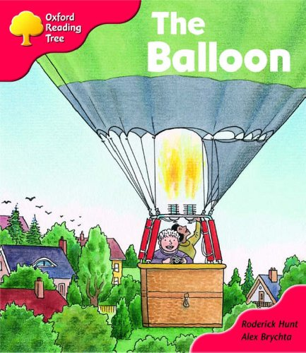 Oxford Reading Tree: Stage 4: More Storybooks: The Balloon: Pack Aの詳細を見る