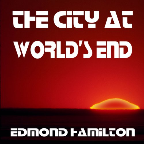 City at World's End audiobook cover art