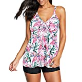 Zando Swimsuits for Women Two Piece Bathing Suits Tummy...