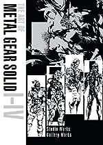 The Art of Metal Gear Solid I-IV de Konami