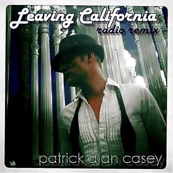 Leaving California (Radio Remix)