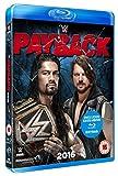 WWE: Payback 2016 [Blu-ray] [Reino Unido]