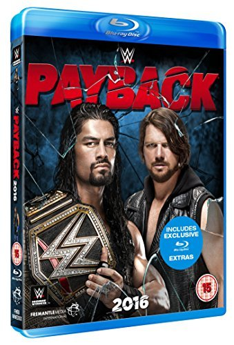 WWE: Payback 2016 [Blu-ray] [UK Import]
