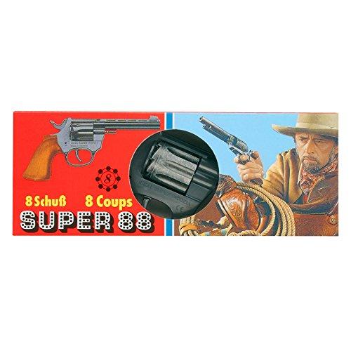 Schrödel - 2052536 - Pistolet - Colt 8 Coups - Super88 - 20 Cm