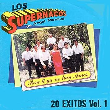 Para Ti Ya No Hay Amor - 20 Exitos, Vol. 1