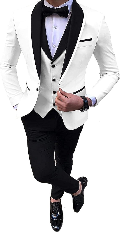 Mens Max 72% OFF Prom Suits Slim Fit Black Shawl Floral Dress Bl OFFicial shop Lapel