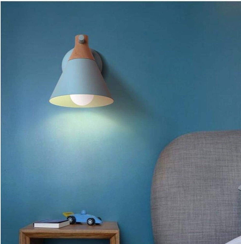 Moderne unbedeutende Hintergrundwandlampe des Schlafzimmerwandlampenwohnzimmers kreative Gangnachtwandlampe