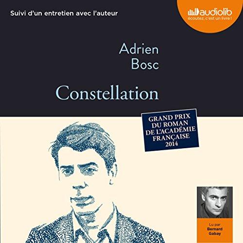 Page de couverture de Constellation, suivi d'un entretien avec l'auteur