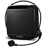 Portatil Digital amplificadors de Voz con alimentación micrófono para Amplificador Especial para guía de Viajes, Profesores, Entrenadores, discursos, Disfraces