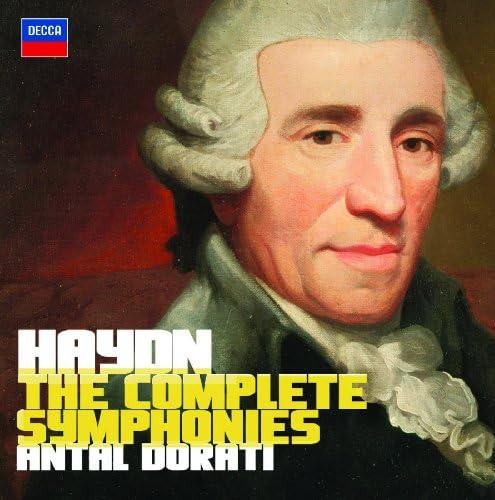 Philharmonia Hungarica, Antal Doráti & Joseph Haydn