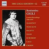edition gigli /vol.12