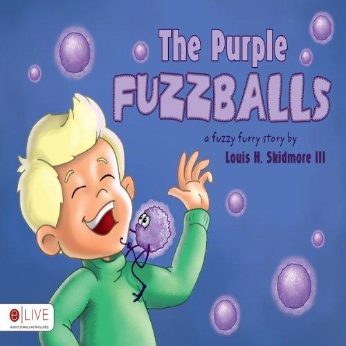 The Purple Fuzzballs  Audiolibri