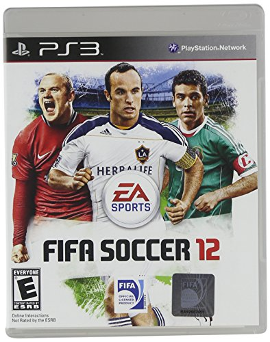 Electronic Arts FIFA Soccer 12, PS3 PlayStation 3 vídeo - Juego (PS3, PlayStation 3, Deportes, E (para todos))