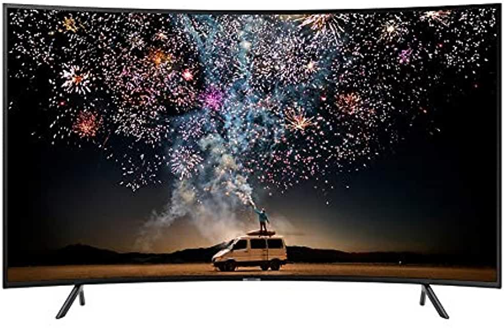 Smart Tv Curve 4k