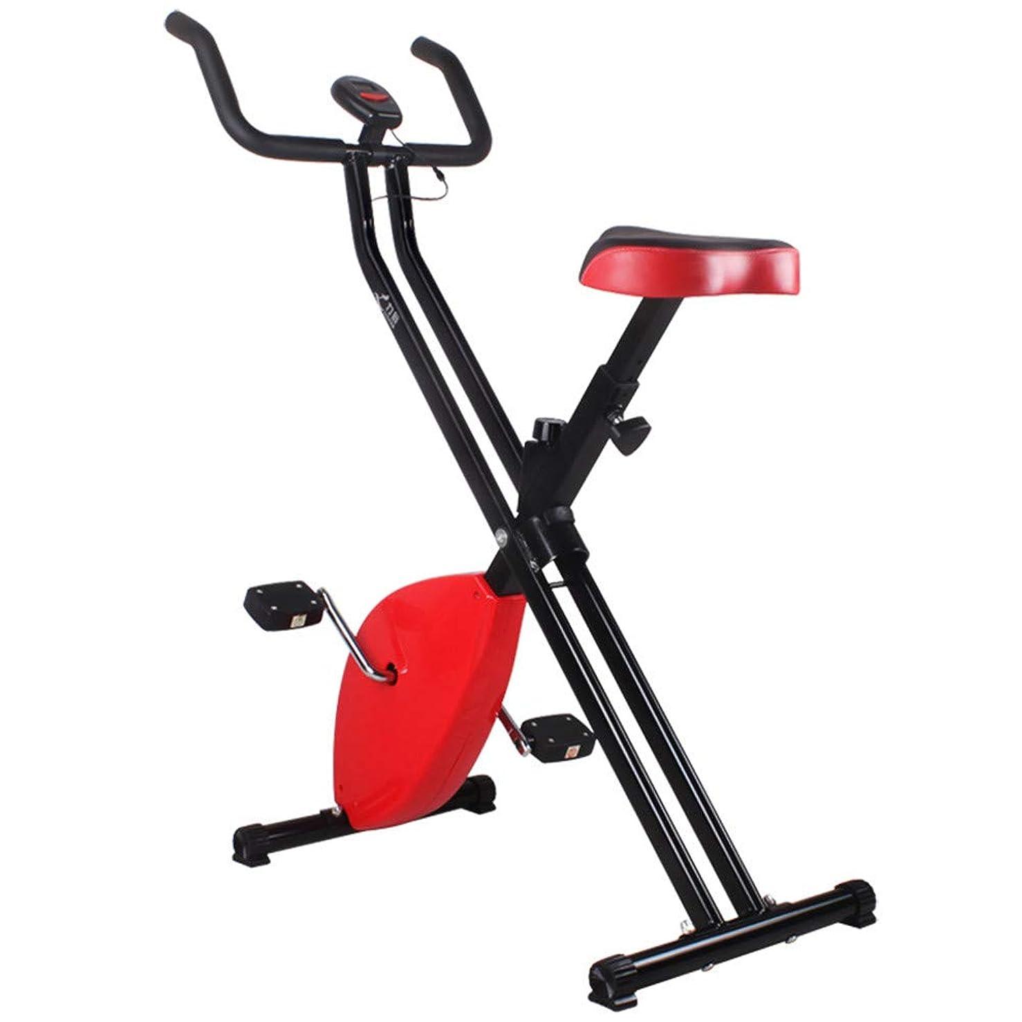 トレーニング歌詞スコアスピニングバイク トレーナーエクササイズ自転車屋内サイクリングバイクサイクル心拍数フィットネスステーショナリーエクササイズバイク付きLCDディスプレイ