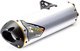 Two Brothers Racing(005-1710106V) Stainless Steel M-7 Aluminum Canister Full Exhaust System