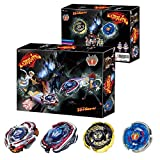 Metal Fusion Beyblades